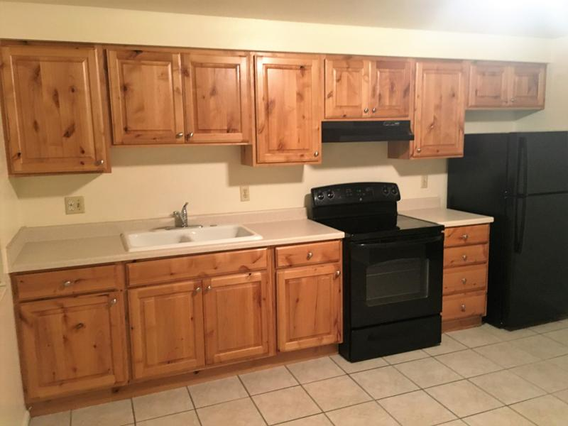 1123-1177 South Graff Circle (250 E), Orem - Kitchen